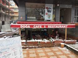 Doğa cafe