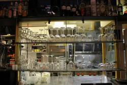 Bar con vista sulla cucina
