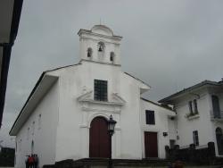 Iglesia La Ermita de Popayan