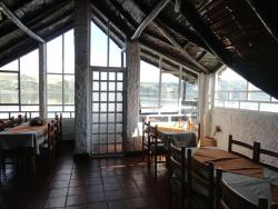 Restaurante Cabana Arco Iris del Lago