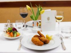 "Scherfler""s Restaurant im Hotel Goldenes Kreuz"
