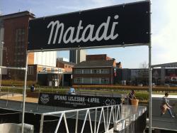 Coupe Matadi