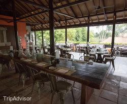 Uma Cucina at the COMO Uma Ubud, Bali