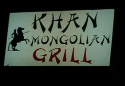 Khan Mongolian Grill