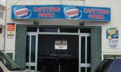 Cafeteria Mario