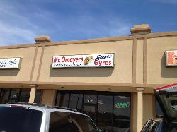 Mr. Omayer's Gyros