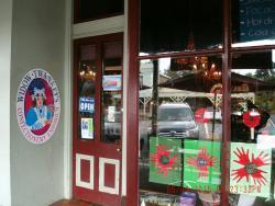 Widow Twankey's Cafe