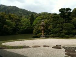 康国寺庭園