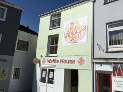 Indulge waffle house