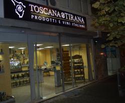 Toscana A Tirana