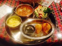 Indian Cuisine Sangam
