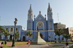 Iglesia La Recoleta
