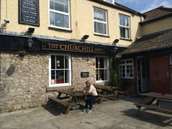 The Churchill Inn