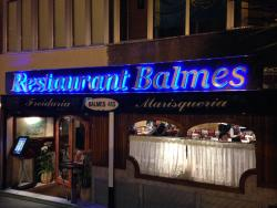 Restaurante Balmes Marisqueria