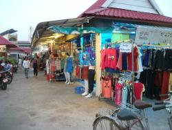 Kampot Night Market