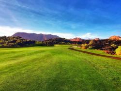 Entrada at Snow Canyon Golf Course