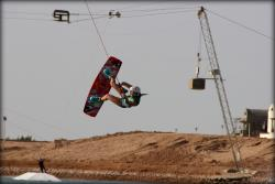 El Gouna Cable Park Sliders