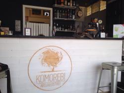 Komorebi Art.Lab Bistrot