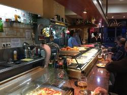 Cafeteria Barcas 7