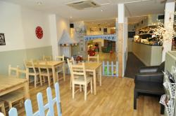 Munchkins Play Cafe