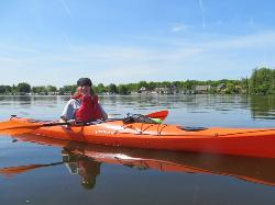 Zeebaard Kayak Tours Leiden