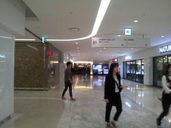 Food Court at Hyundai Department Store COEX