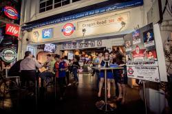 Comedy Cafe Singapore