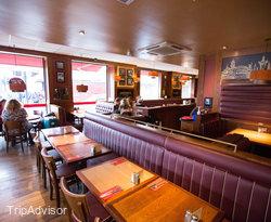 Garfunkel's Restaurant at the Mercure London Paddington Hotel