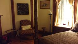 One view of the Nichols Room.