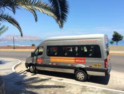 Ebus Lima Airport Shuttle