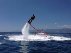 Flyboard IOM