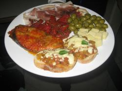 Italia Mia Restaurante Show