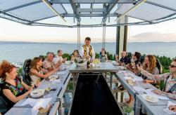 Dinner in the Sky Los Cabos