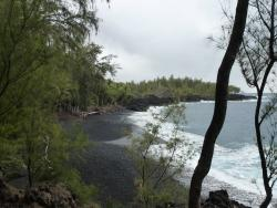 Kehena Black Sand Beach