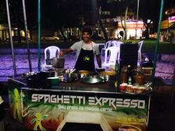 Spaghetti Expresso