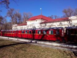 Dnipropetrovsk Children Railways