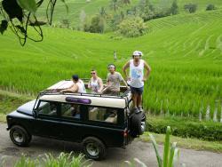 Bali Jeep Tours