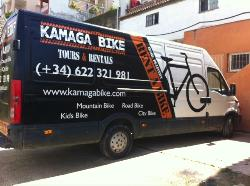 Kamaga Bike Tours & Rentals