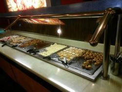 Hibachi Chinese Buffet