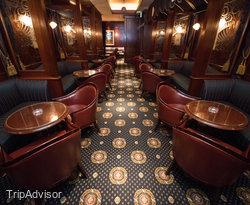 Bar Orientexpress at the Hotel Metropolitan Tokyo