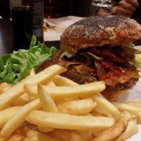 Burger & Beef