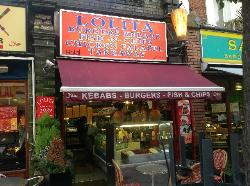Lolita Burgers and Kebabs