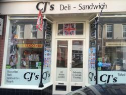 CJ's Deli-Sandwich Ltd