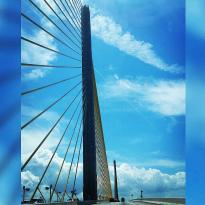 ‪Sunshine Skyway Bridge‬