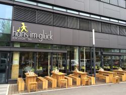 HANS IM GLÜCK - Burgergrill München | Leo250