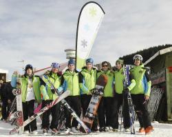 Maestri Sci e Snowboard Cristallo