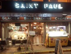 Saint Paul Cafe