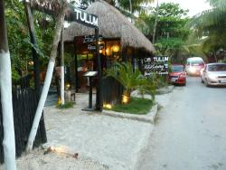 OM Tulum Restaurant and Beach Club