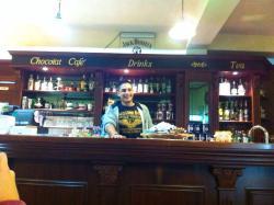Chocolat Cafe la Maddalena