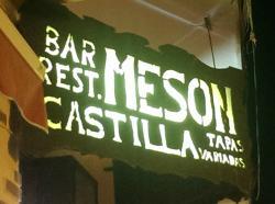 Meson Castilla